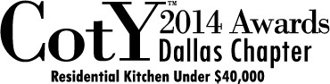 CotY Dallas kitchen Under 40 2014